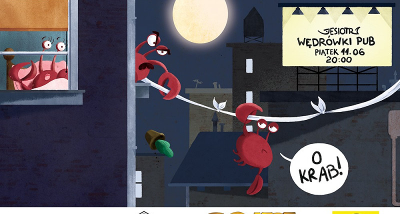 O krab! PREMIERA! Komedia inspirowana życiowymi wtopami