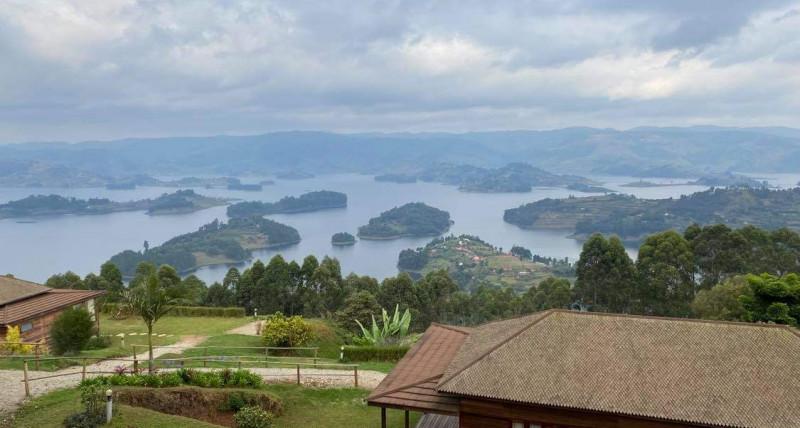 Muzungu, jedź że mną do Ugandy