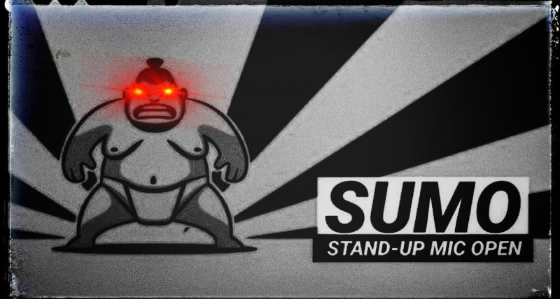 SUMO Stand Up Mic Open | Czarny Humor