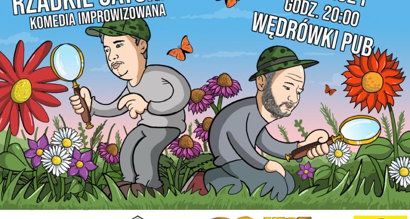 Komedia improwizowana: Rzadkie Gatunki! nowe i nieznane formaty